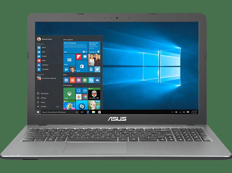 ASUS R540LA-DM983T, Notebook mit 15.6 Zoll Display, Core™ i3 Prozessor, 4 GB RAM, 1 TB HDD, Intel® HD-Grafik 5500, Chocolate Black