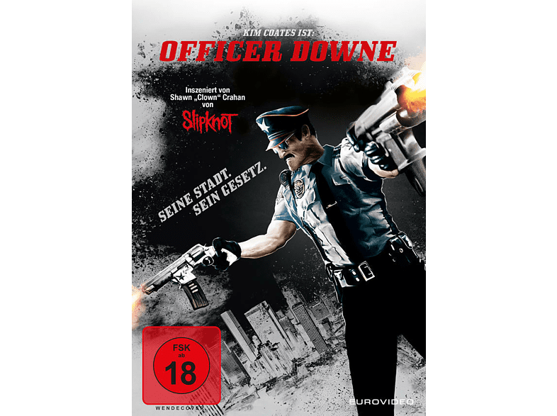 Officer Downe [DVD]