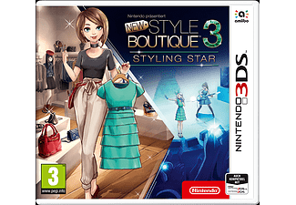 New Style Boutique 3: Styling Star für Nintendo 3DS