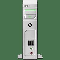 HP - B2B t310 Quad-Display Zero Client, Desktop PC mit / Prozessor, 0,5 GB RAM, 32 MB Flash, Integriert