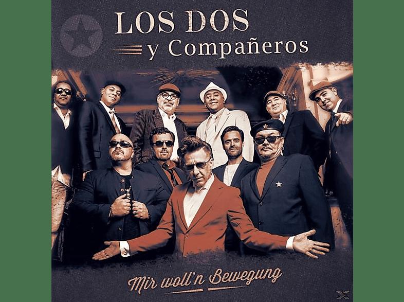 Los Dos Y Companeros - Mir Woll'n Bewegung [CD]
