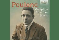 Matteo Fossi - Poulenc-Complete Chamber Music [CD]