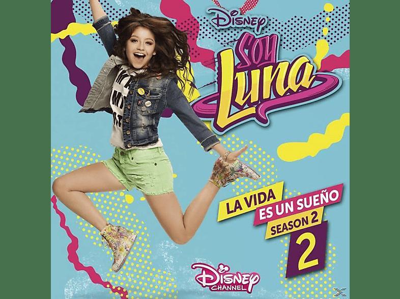 Elenco De Soy Luna - Soy Luna: La Vida Es Un Sueno 2 (Staffel 2,Vol.2) - (CD)