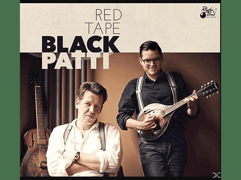 Black Patti - Red Tape [CD]