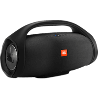 JBL Boombox Bluetooth Lautsprecher, Schwarz, Wasserfest