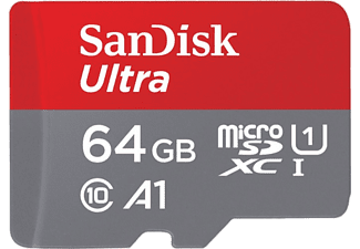 SAN DISK 64GB Micro SD Mobile Ultra 100 Mb/Sec