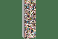 LIEBHERR CNst 4813  Kühlgefrierkombination (A++, 242 kWh/Jahr, 2057 mm hoch, Mehrfarbig)