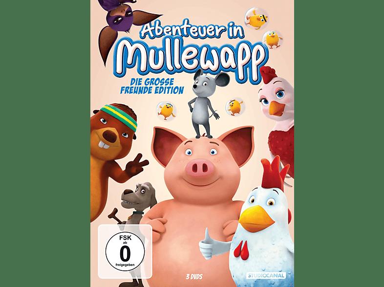 Abenteuer in Mullewapp - Die große Freunde Edition [DVD]