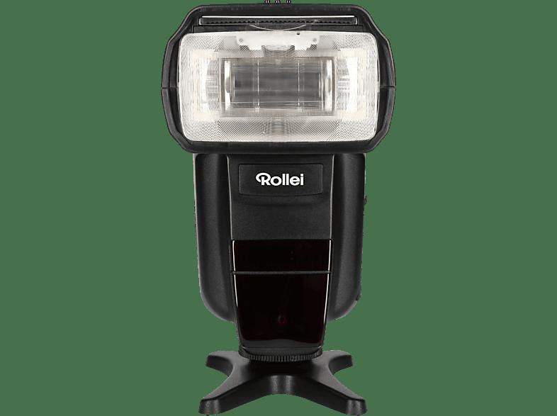 ROLLEI 56F Aufsteckblitz für Canon, Nikon (56, )