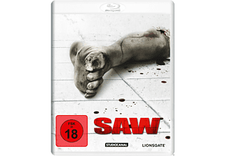 SAW / Director's Cut / White Edition Blu-ray
