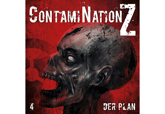 ContamiNation Z 04: Der Plan - 1 CD - Horror