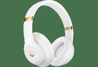 BEATS Studio 3 Wireless, Over-ear Kopfhörer Bluetooth Weiß