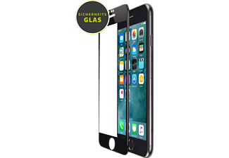ARTWIZZ Curved Glass - Verre de protection (Convient pour le modèle: Apple iPhone 6 Plus/7 Plus/8 Plus)