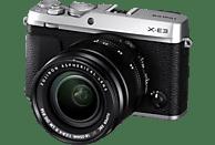 FUJIFILM X-E3 Systemkamera 24.3 Megapixel mit Objektiv 18- 55 mm , 7.6 cm Display  , WLAN