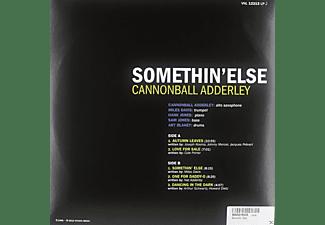Cannonball Adderley - Somethin' Else (Remastered 2014)  - (Vinyl)