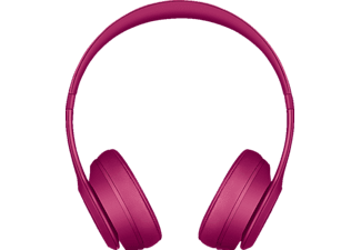 BEATS Solo 3 Wireless, On-ear Kopfhörer Bluetooth Weinrot