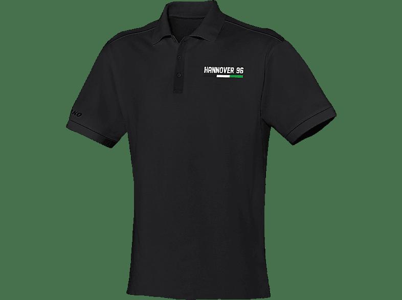 JAKO Hannover 96 Polo, Schwarz