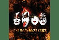 Kiss, VARIOUS - Many Faces Of Kiss [CD]