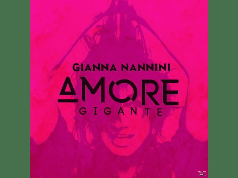 Gianna Nannini - Amore gigante [CD]