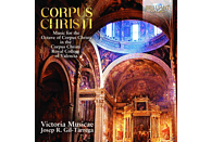 Josep R. Victoria Musicae/gil-tarrega - Corpus Christi-Music For Octave Of Corpus Christi [CD]