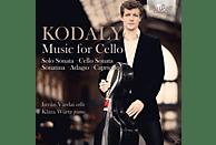 Klara Würtz, Istvan Vardal - Music For Cello [CD]