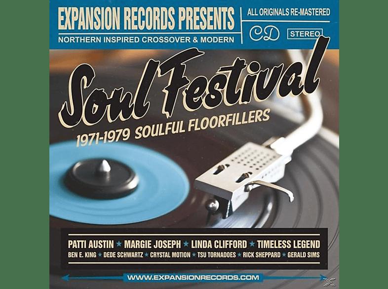 VARIOUS - Soul Festival/1971-1979 Soulful Floorfillers [Vinyl]