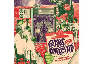 Pearls, Direct Hit - Human Movement (Split) - (CD)