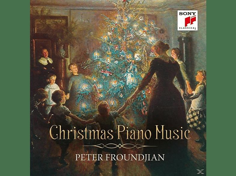 Peter Froundjian - Christmas Piano Music [CD]