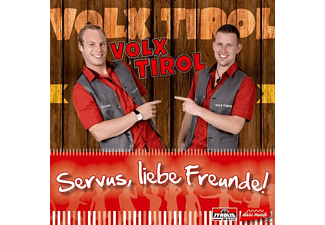 Volx Tirol - Servus, Liebe Freunde!  - (CD)
