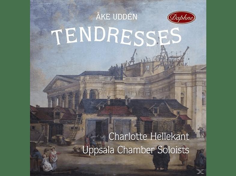 Charlotte Hellekant, Uppsala Chamber Solists - Tendresses [CD]