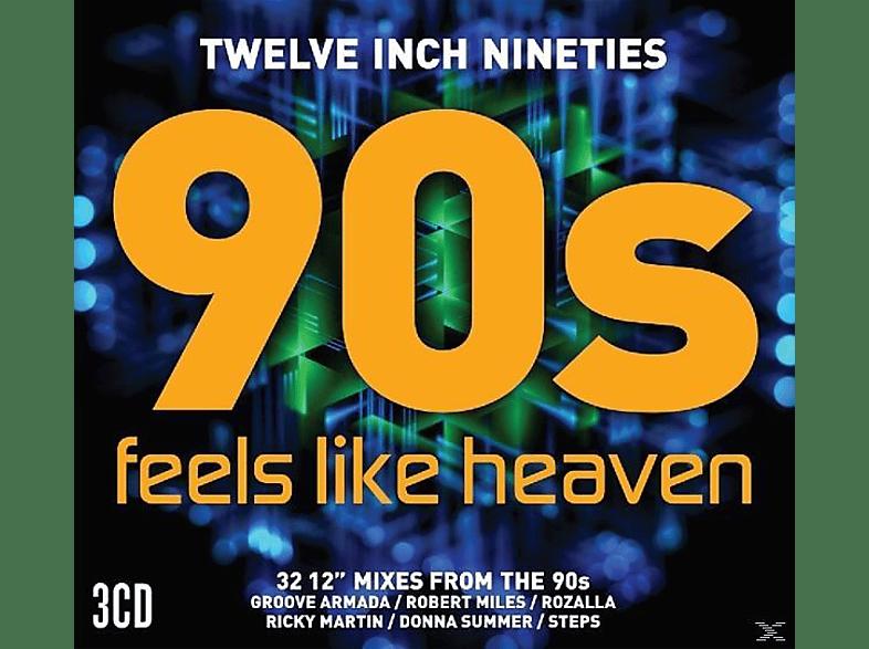 VARIOUS - Feels Like Heaven-Twelve Inch 90's [CD]
