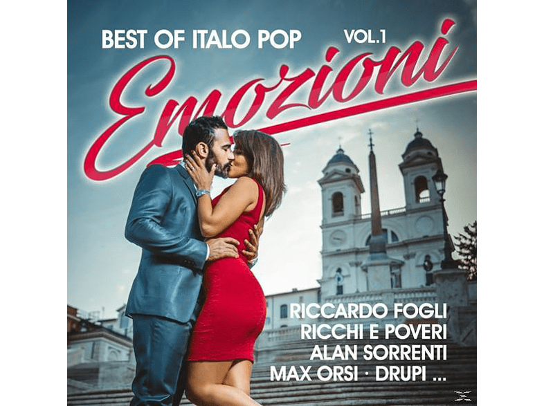 VARIOUS - Emozioni-Best Of Italo Pop Vol.1 [CD]