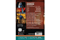 """VARIOUS, Fondazione Orchestra Regionale Delle Marche, Complesso Di Palcoscenico Banda """"Salvadei"""", Coro Lirico Marchigiano """"vicenzo Bellini"""" - Norma [DVD]"""