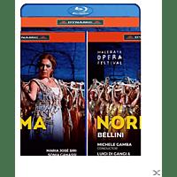 Gamba/Siri/Ganassi/P - Norma [Blu-ray]