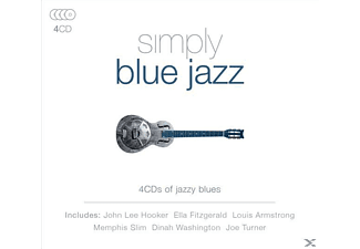 VARIOUS - Simply Blue Jazz  - (CD)