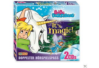 Bibi Blocksberg - It's magic!  - (CD)