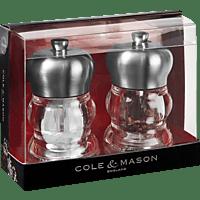 COLE & MASON H307098P Ascot Salz-/Pfeffermühle