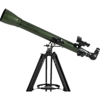 CELESTRON 821590 ExploraScope 35x, 105x, 175x, 60 mm, Teleskop
