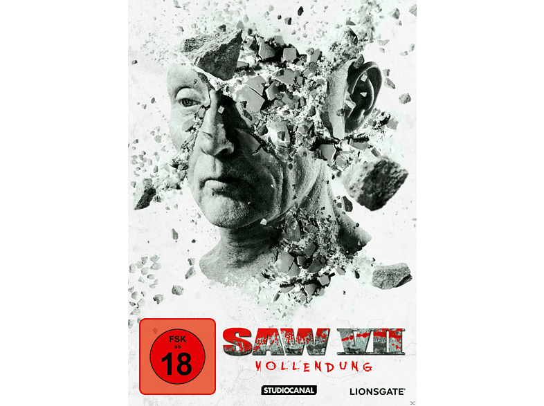 SAW VII - Vollendung / White Edition [DVD]
