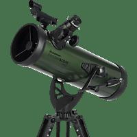 CELESTRON 821593S Explorascope 50x, 150x, 250x, 114 mm, Teleskop