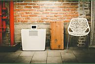 VENTA LPH60 WiFi Luftreiniger Weiß (30 Watt, Raumgröße: 95 m²)