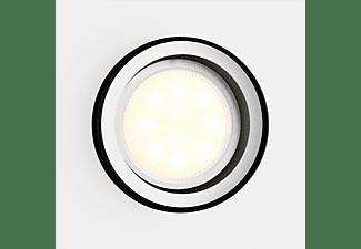 PHILIPS 5042131P8 Hue Milliskin LED Einbauspot Warmweiß, Neutralweiß, Kaltweiß