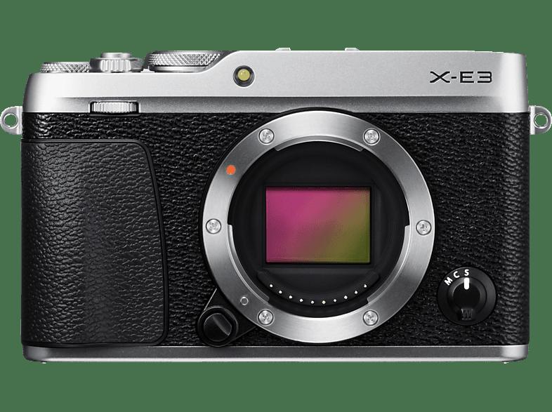 FUJIFILM X-E3 Systemkamera 24.3 Megapixel  , 7.6 cm Display  , WLAN