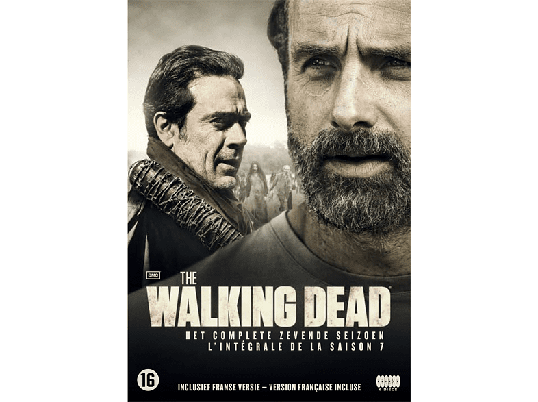 The Walking Dead - Seizoen 7 - DVD