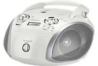 GRUNDIG GRB 2000 USB CD Radio (Perlweiß/Silber)