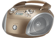 GRUNDIG GRB 2000 USB CD Radio (Travertin/Silber)