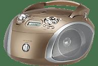 GRUNDIG GRB 2000 USB CD Radio (Travertin/Silber)