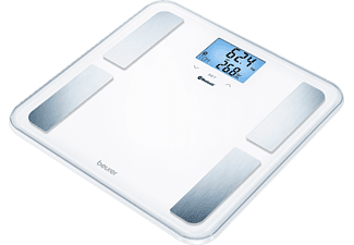 BEURER BF850 DIAGNOSE SCALE WHITE - Bilancia (Bianco)