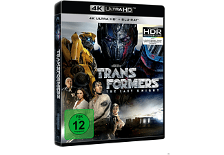 Transformers: The Last Knight [4K Ultra HD Blu-ray + Blu-ray]