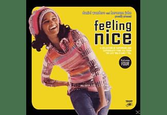 VARIOUS - Feeling Nice Vol.4 (2LP+MP3/Gatefold)  - (LP + Download)